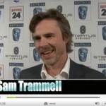Sam Trammell talks Season 3 at BAFTA Tea Party