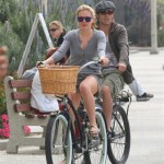 Anna Paquin and Stephen Moyer out and about in Santa Monica