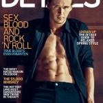 Ryan Kwanten in Details Magazine