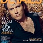 Stephen Moyer in Details Magazine