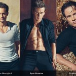 True Blood men featured on Details Magazine