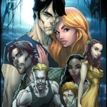 True Blood Comic Book Cover Art released