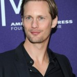 Alexander Skarsgård is a spontaneous date