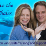 Support Kristin Bauer in her fight to save the whales