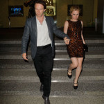 Date night for Stephen Moyer and Anna Paquin