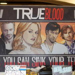 Better look at True Blood Comic characters