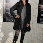 Michelle Forbes attends HBO's The Special Relationship premiere
