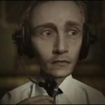 Alexander Skarsgård Gets Animated