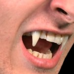 Wear retractable fangs at your S3 Party!
