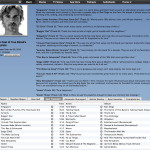 The cast of True Blood iTunes playlists updated