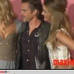Short Video: Victoria Secret with Sam Trammell