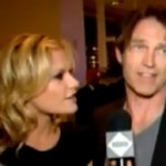 Stephen Moyer and Anna Paquin on The Buzz