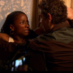 Rutina Wesley talks about working with James Frain