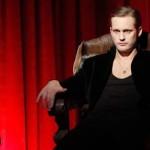 True Blood season 3 photo: Eric on his throne