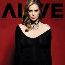 Kristin Bauer interview with Alive Magazine