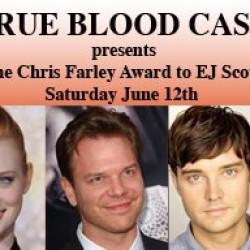 True Blood Cast Participates in iOWest Festival