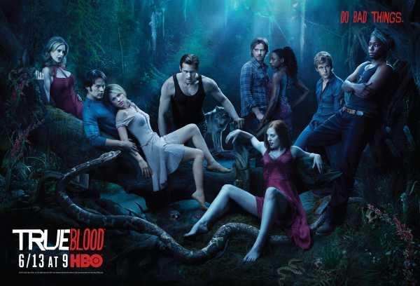 true blood bill eric. in True Blood Season 3