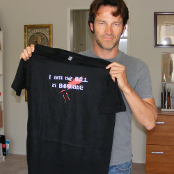 Stephen Moyer is the BILL in BILLsbabe