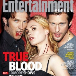 Anna, Stephen and Alex heat up Entertainment Weekly