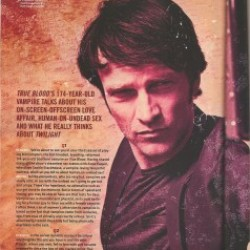 Stephen Moyer 20 Questions on Playboy