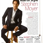Stephen Moyer In-Style Magazine – thinks Billsbabes are adorable!