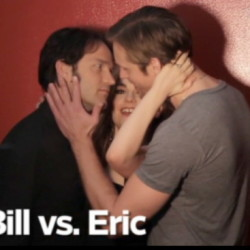 EW video interviews with the True Blood cast