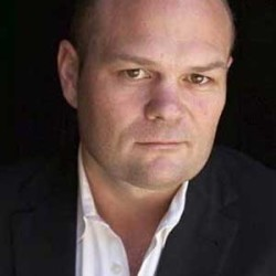Chris Bauer in New York stage production