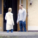 Alexander Skarsgård in Sweden to film Melancholia