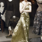 Deborah Ann Woll wears Marc Jacobs for Instyle photoshoot