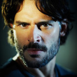 Joe Manganiello gets followed everywhere, just everywhere