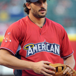 Joe Manganiello in All Star Game Celebrity Softball