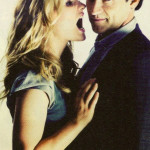 Anna Paquin and Stephen Moyer in Entertainment Weekly