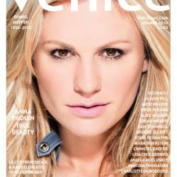 Anna Paquin featured in Venice Magazine