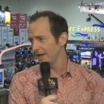 Comic Con interview with Denis O'Hare