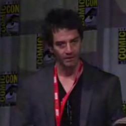 James Frain at The Cape Comic Con Panel