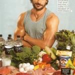 Joe Manganiello in Men's Fitness Magazine