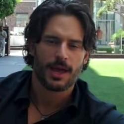 Video: Joe Manganiello talks True Blood at Comic Con