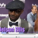Video: Nelsan Ellis on the fun of True Blood and his new film Secretariat
