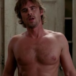 Sam Trammell says supernatural sex isn't as hot as it looks