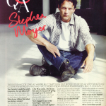 Stephen Moyer featured on She Magazine