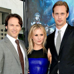 Anna Paquin, Stephen Moyer and Alexander Skarsgård to present together at the Emmy's