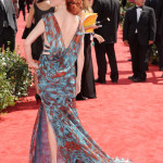 True Blood ladies take fashion risks that pay off on the Red Carpet at the Emmy's