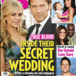 US Magazine True Blood Romance
