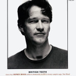 Stephen Moyer is Man of the Month in British GQ Magazine