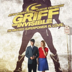 Ryan Kwanten's film, Griff the Invisible gets North American release!