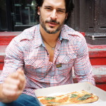 Interview with Joe Manganiello in New York