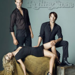 More Rolling Stone pics of Anna, Stephen and Alex