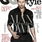 Ryan Kwanten on the cover of GQ Style Australian