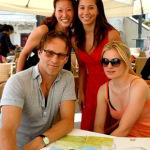Anna Paquin and Stephen Moyer honeymoon in Italy