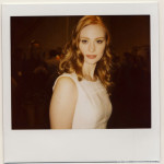 Deborah Ann Woll is New York Fashion Week Beauty